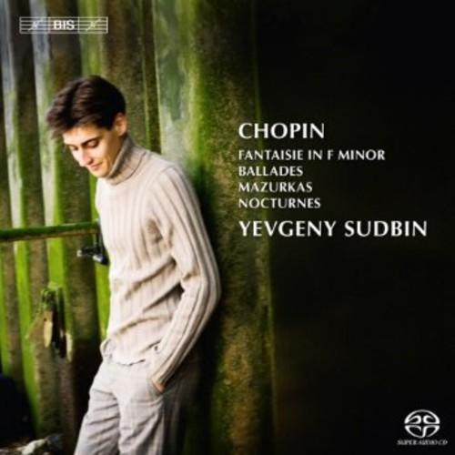 Yevgeny Sudbin