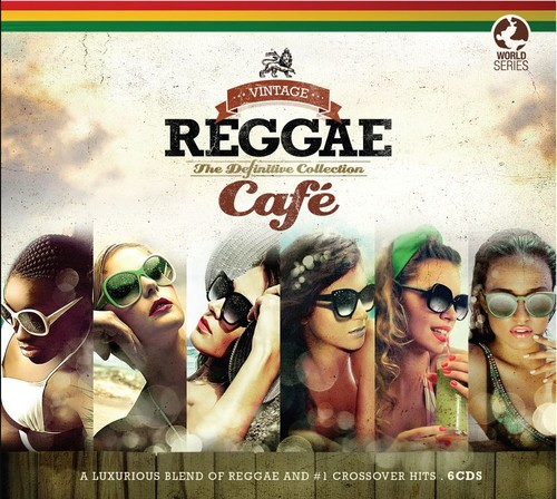 Vintage Reggae Cafe Box / Various - Vintage Reggae Cafe Box / Various (Box) (Arg)