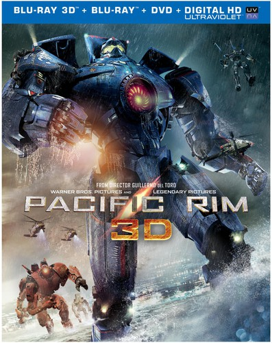 Pacific Rim [Movie] - Pacific Rim [3D]