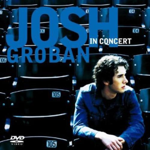 Josh Groban - Josh Groban in Concert (CD & DVD) (Smart Pak)