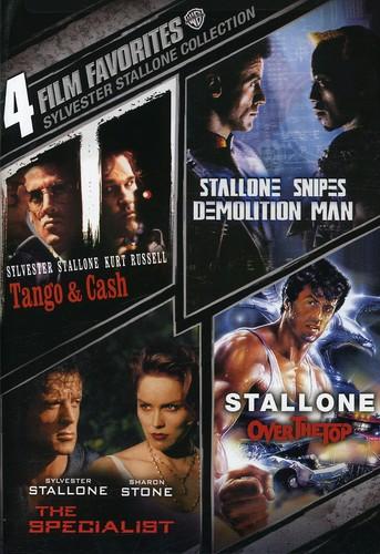 4 Film Favorites: Sylvester Stallone