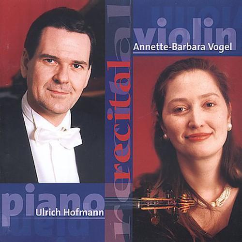 Recital for Violin & Piano