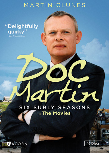 Doc Martin: Six Surly Seasons + the Movies