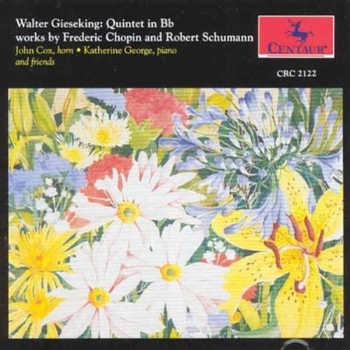 Quintet in B-Flat /  Chopin /  Schumann