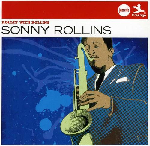 Jazz Club-Rollin' with Rollins [Import]