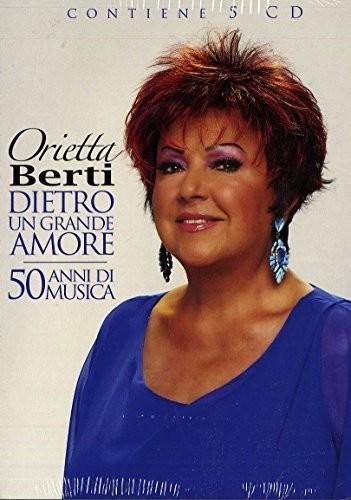 Orietta Berti - Dietro Un Grande Amore - 50 Anni Di Musica