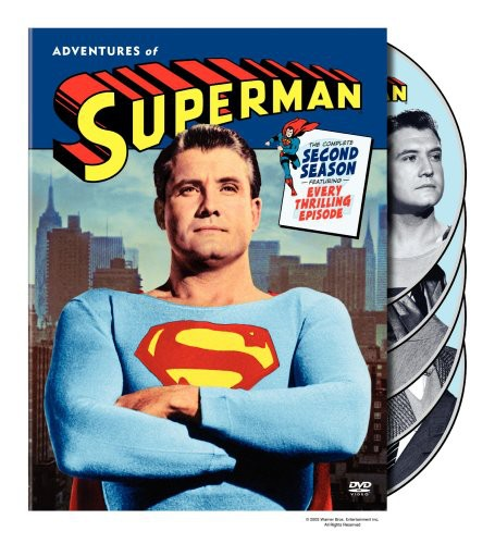 Adventures of Superman: The Complete Second Season