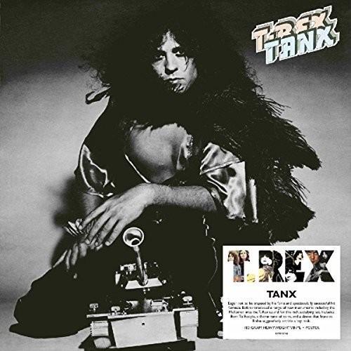 T. Rex - Tanx [Import LP]