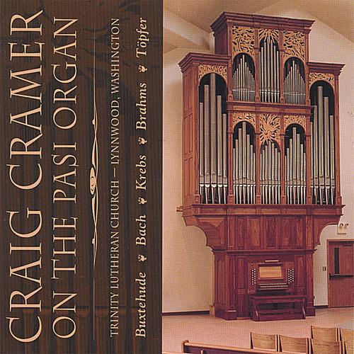 Craig Cramer on the Pasi Organ