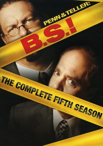 Penn & Teller BS: The Complete Fifth Season