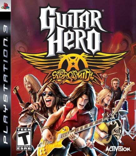 Guitar Hero: Aerosmith - Walk This Way