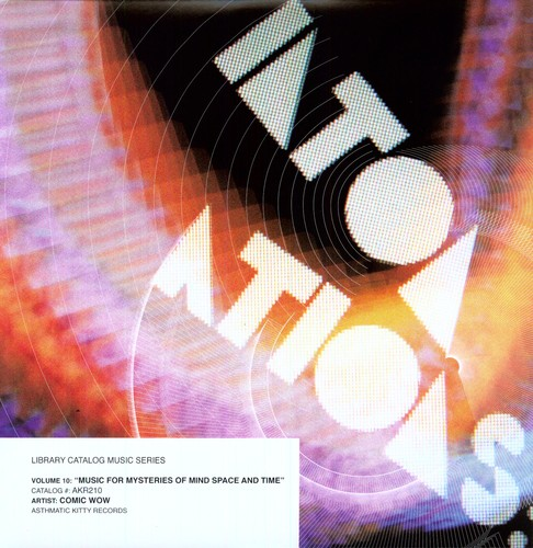 Library Catalog Music Series: Music For Mysteries Of Mind Space & Time
