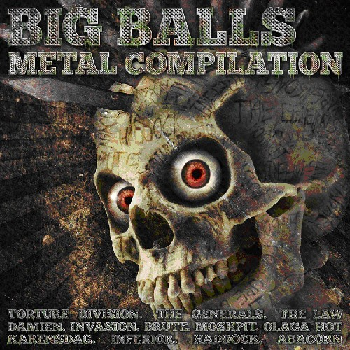 Big Balls Metal Compilation - Big Balls Metal Compilation / Various