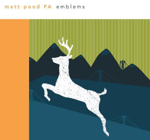 Matt Pond Pa - Emblems [Vinyl]