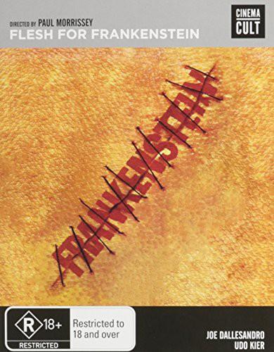 Flesh for Frankenstein [Import]