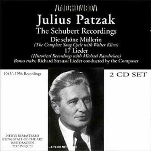 Die Schone Mullerin 17 Lieder