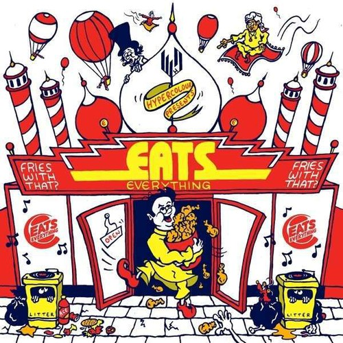 Eats Everything Presents: Fries with That