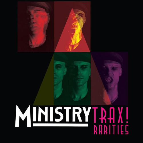 Ministry - Trax! Rarities (Ltd)