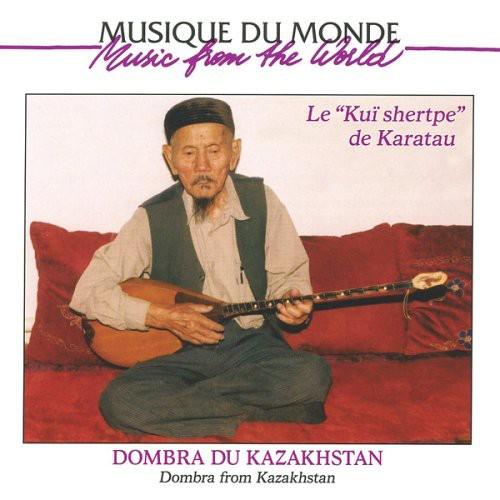 Dombra from Kazakhstan