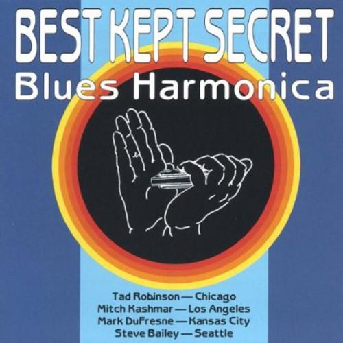 Best Kept Secret Blues Harmonica