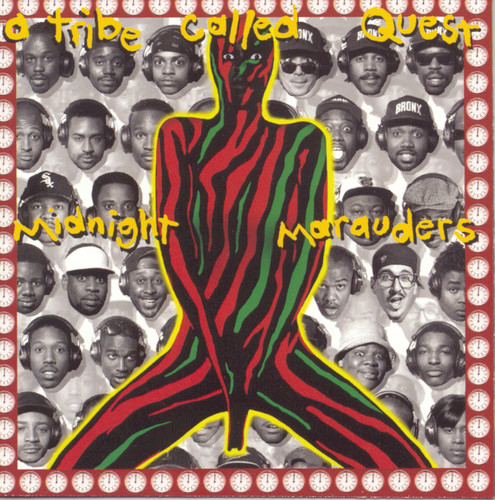 Tribe Called Quest-Midnight Marauders