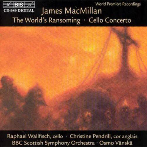 World's Ransoming /  Cello Concerto
