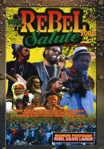 Rebel Salute 2006: Volume 3