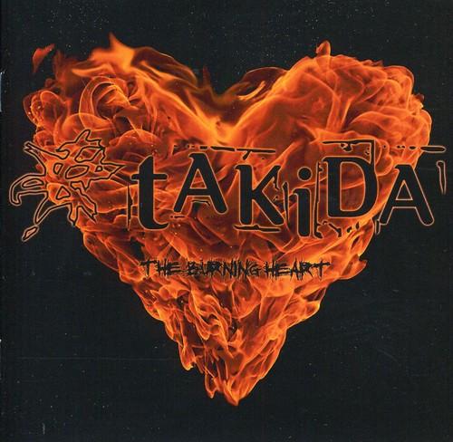 Takida - Burning Heart [Import]