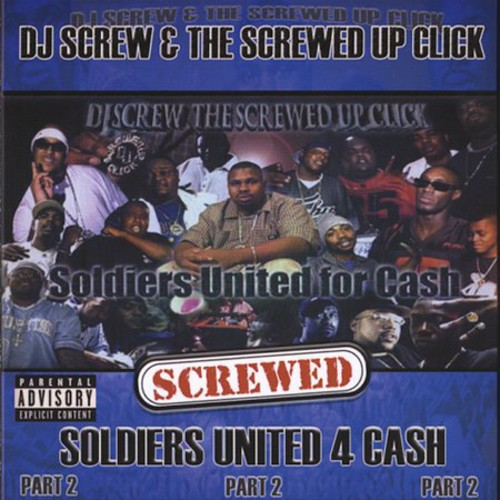 Soldiers United For Cash-screwed