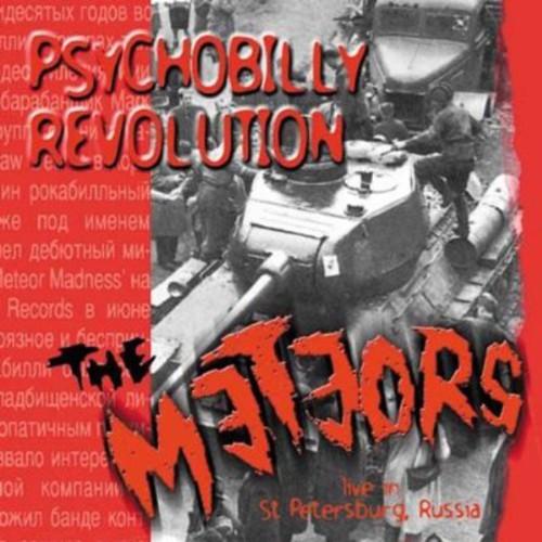 Meteors - Psychobilly Revolution