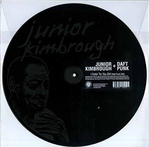 Junior Kimbrough - I Gotta Try You Girl (Daft Punk Mix)