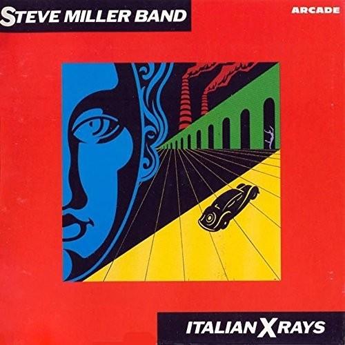 Steve Miller Band - Italian X Rays [Import]