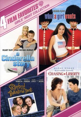 4 Film Favorites: Girls' Night