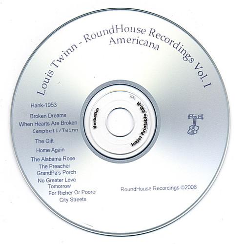 Roundhouse Recordings 1