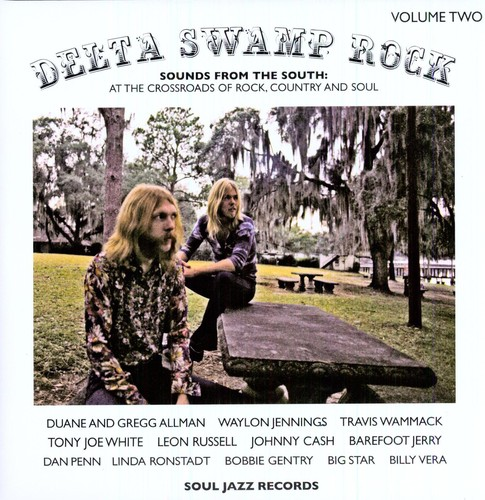 Delta Swamp Rock Vol. 2: Sounds From The South At The Crossroads Of