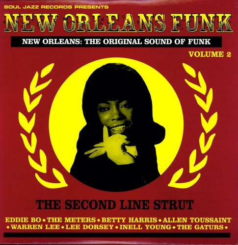 New Orleans Funk 2: Original Sound Of Funk