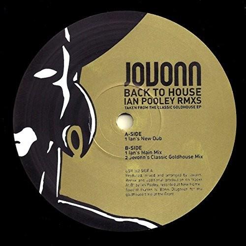 Back to House: Ian Pooley Remixes