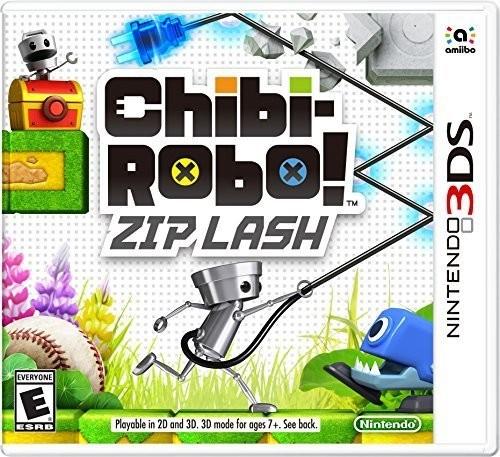 3Ds Chibi-Robo: Zip Lash - Chibi-Robo: Zip Lash
