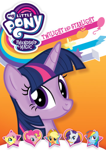 My Little Pony Friendship Is Magic: Twilight and Starlight