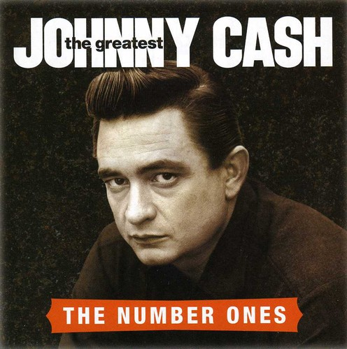 Johnny Cash-The Greatest: Number One's