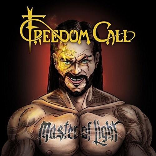 Freedom Call - Master Of Light (CD Sunglasses Stickers Etc)