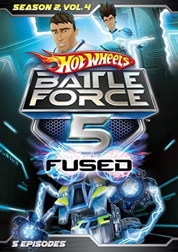Hot Wheels Battle Force 5: Season 2 -: Volume 4