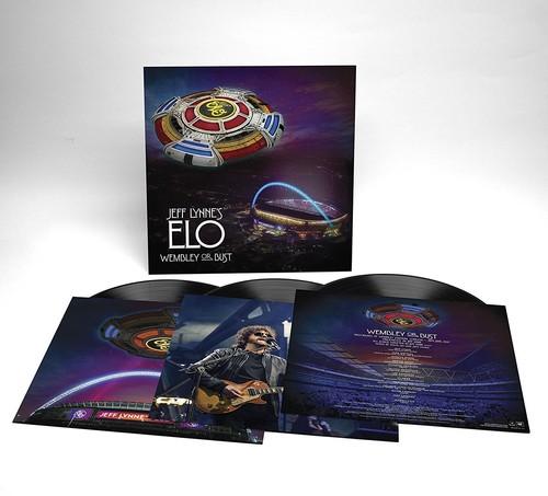 Jeff Lynne's ELO - Jeff Lynne's ELO: Wembley Or Bust [LP Box Set]