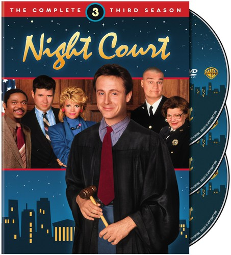 Night Court: The Complete Third Season