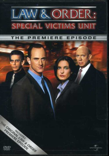 Law & Order: Special Victims Unit - Premiere Eps