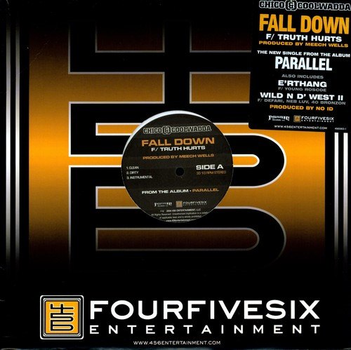 Fall Down (X3) /  E'rthang (X2) /  Wild N D'west 2