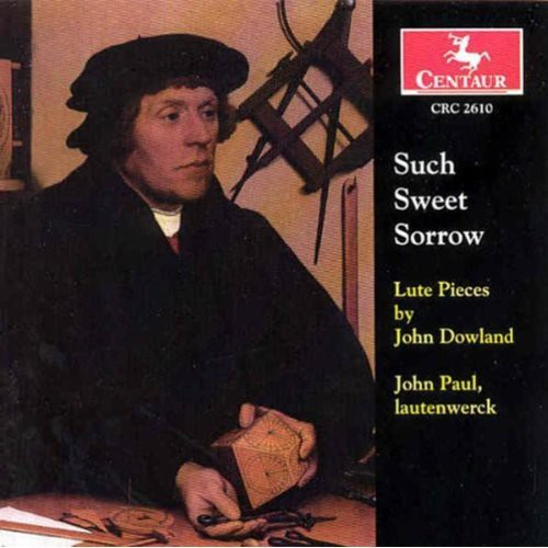 Such Sweet Sorrow: Lute Pieces