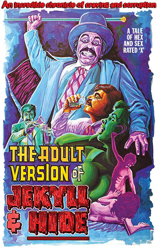 The Adult Version of Jekyll & Hide