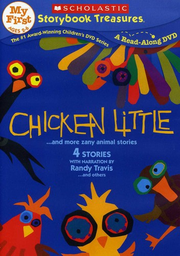 Chicken Little...And More Zany Animal Stories