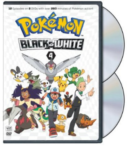 Pokémon: Black and White: Set 4